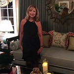 Diane Durocher, Berkeley College Alumna shows off her beautiful living room design at Heroes to Heroes Foundation Showhouse